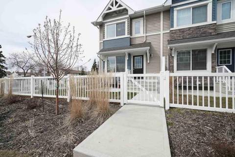 Townhouse for sale at 415 Clareview Rd Nw Unit 50 Edmonton Alberta - MLS: E4155087