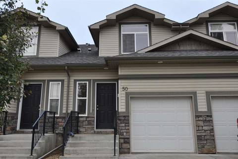 Townhouse for sale at 9511 102 Ave Unit 50 Morinville Alberta - MLS: E4129783