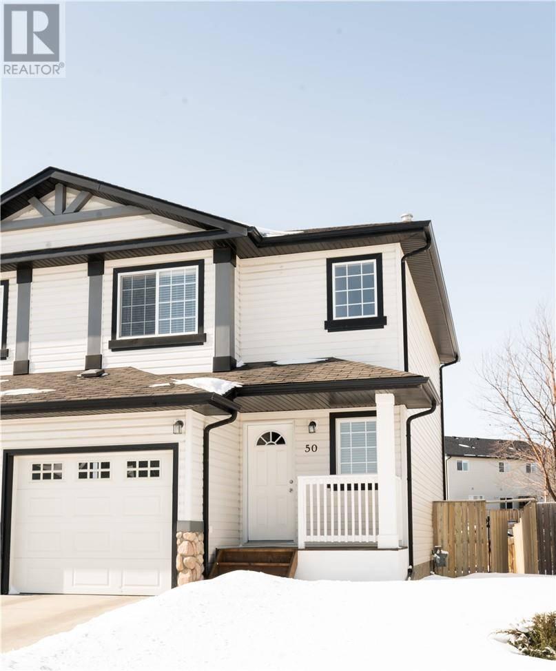 Townhouse for sale at 50 Adamson Ave Red Deer Alberta - MLS: ca0191217