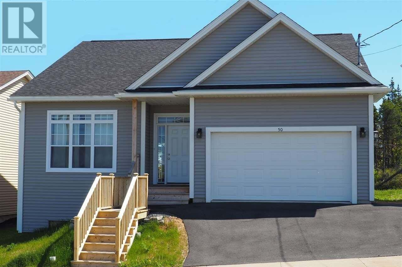 House for sale at 50 Alabaster Wy Spryfield Nova Scotia - MLS: 202009505