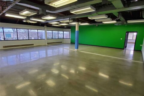 Commercial property for lease at 50 Ashwarren Rd Toronto Ontario - MLS: W4992501