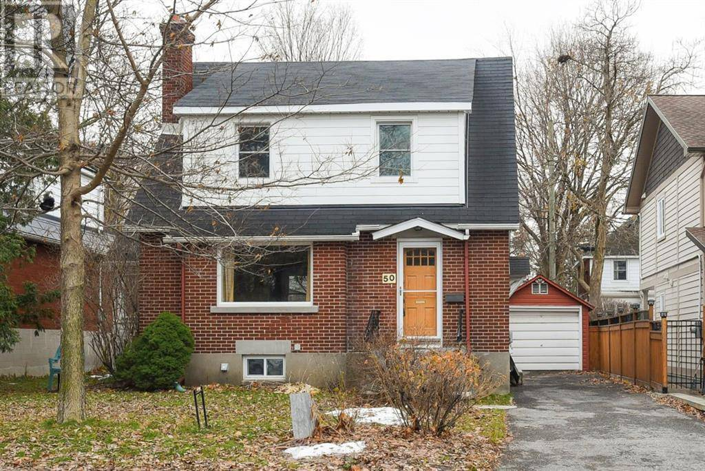 House for rent at 50 Barrie Ave Ottawa Ontario - MLS: 1175678