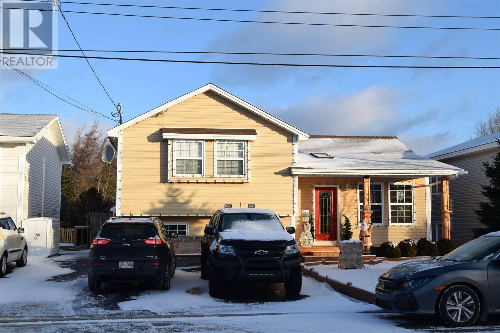 House for sale at 50 Beaverbrook Dr St. John's Newfoundland - MLS: 1209011