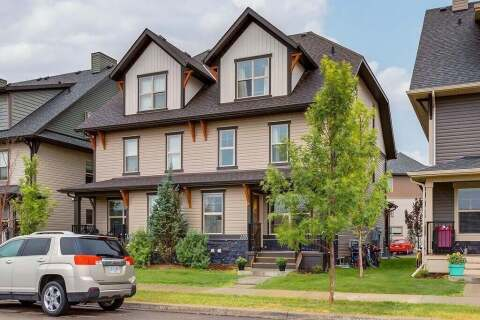 Townhouse for sale at 50 Belgian Ln Cochrane Alberta - MLS: A1015469