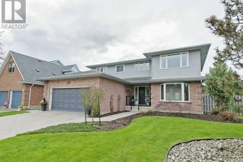 House for sale at 50 Blackfoot Pl Woodstock Ontario - MLS: 188947