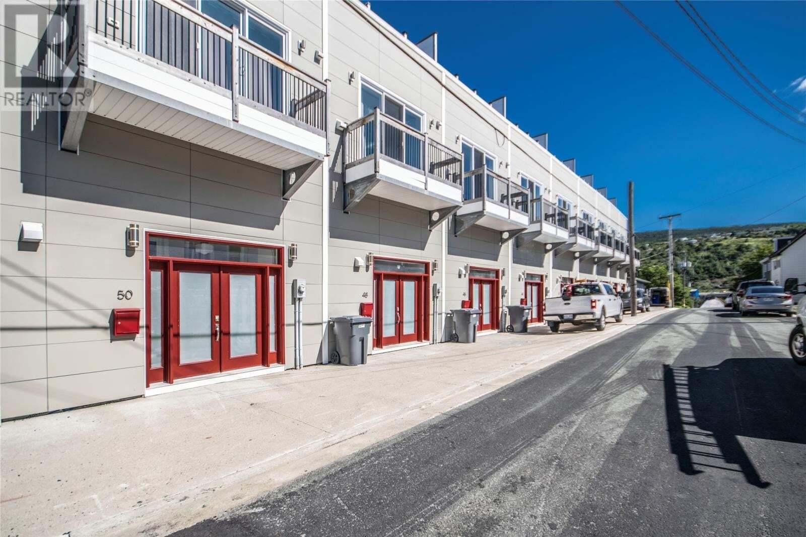 House for rent at 50 Brine St St. John's Newfoundland - MLS: 1221251