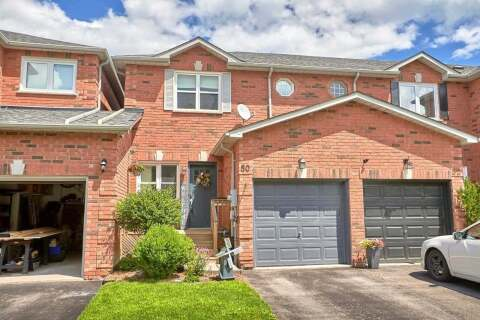 Townhouse for sale at 50 Bruce Cres Barrie Ontario - MLS: S4855198