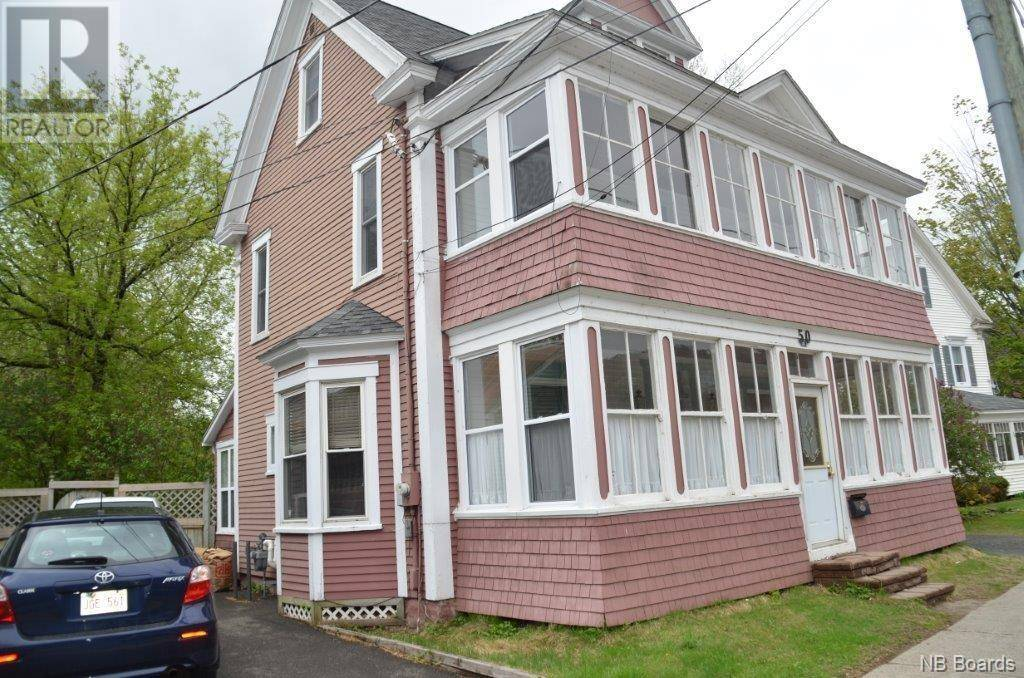 House for sale at 50 Brunswick St Fredericton New Brunswick - MLS: NB040944