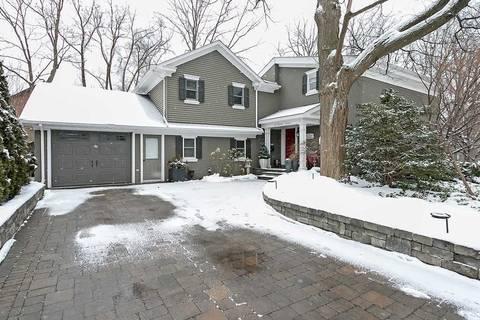 House for sale at 50 Burnet St Oakville Ontario - MLS: W4693038