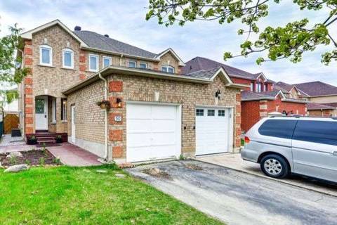 Townhouse for sale at 50 Carrie Cres Brampton Ontario - MLS: W4442702