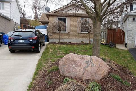 House for sale at 50 Cassidy Ct Cambridge Ontario - MLS: H4052079
