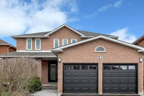 House for sale at 50 Castlehill Rd Vaughan Ontario - MLS: N4424533