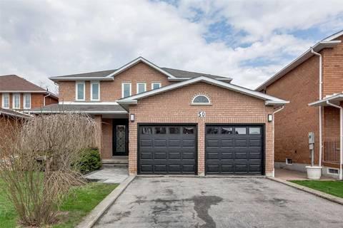 House for sale at 50 Castlehill Rd Vaughan Ontario - MLS: N4494653