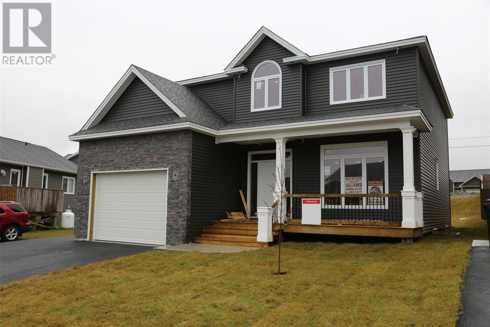 House for sale at 50 Cherrybark Cres St. John's Newfoundland - MLS: 1214253