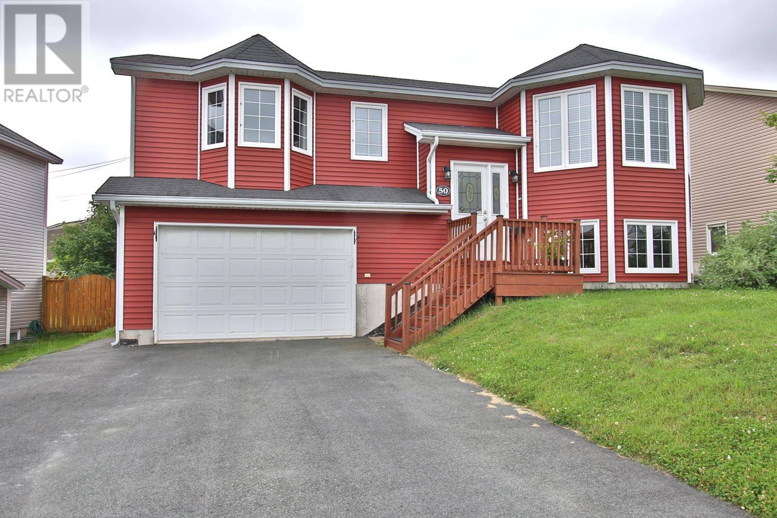 House for sale at 50 Cloudberry Dr Paradise Newfoundland - MLS: 1200510