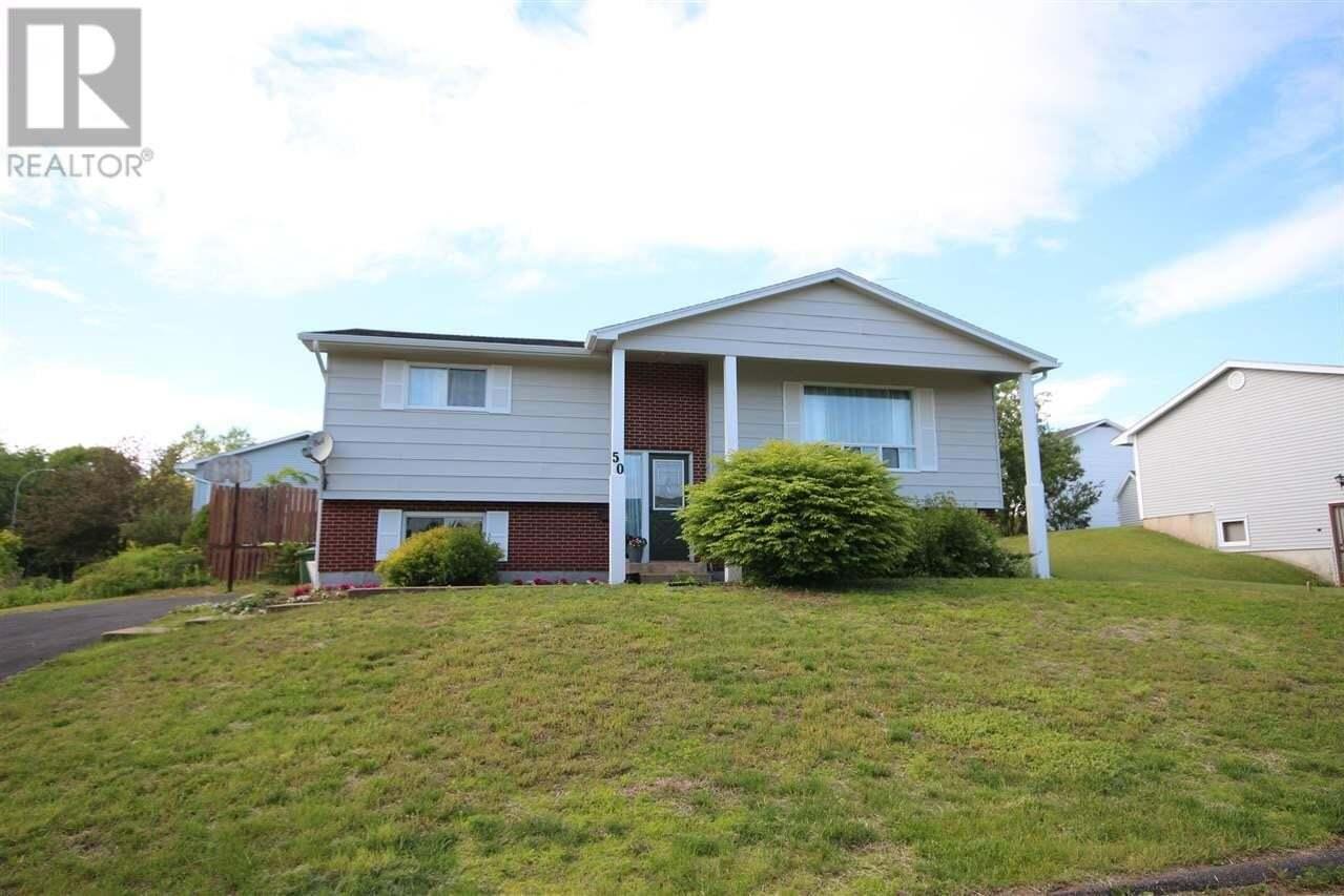 House for sale at 50 Cortland Cres Kentville Nova Scotia - MLS: 202006479