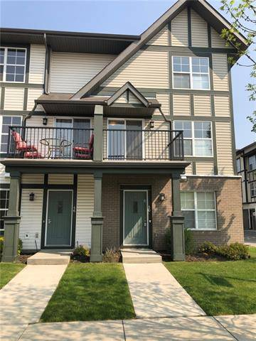 Townhouse for sale at 50 Cranford Dr Southeast Calgary Alberta - MLS: C4248462