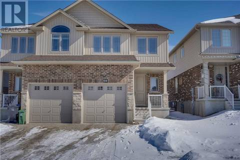 House for sale at 50 Dallan Dr Guelph Ontario - MLS: 30725590