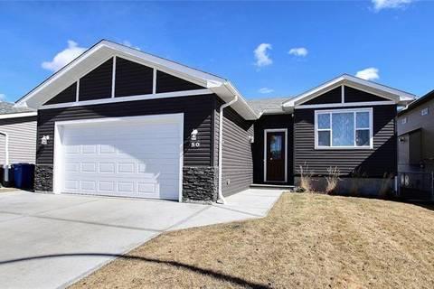 House for sale at 50 Deer Coulee Dr Didsbury Alberta - MLS: C4240736