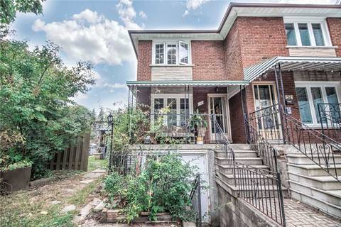 Townhouse for sale at 50 Denison Ave Toronto Ontario - MLS: C4587490
