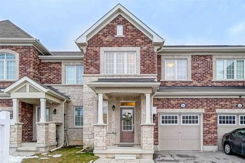 Townhouse for sale at 50 Dredge Ct Milton Ontario - MLS: W4696008