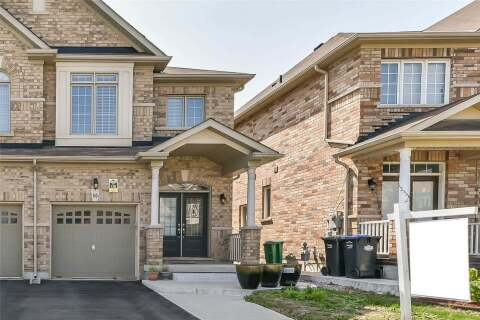 Townhouse for sale at 50 Durango Dr Brampton Ontario - MLS: W4926888