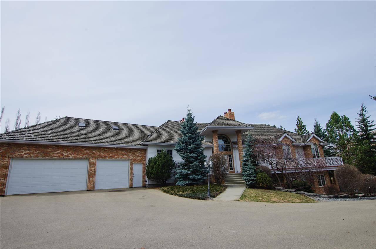 House for sale at 50 Eastpark Dr St. Albert Alberta - MLS: E4153689