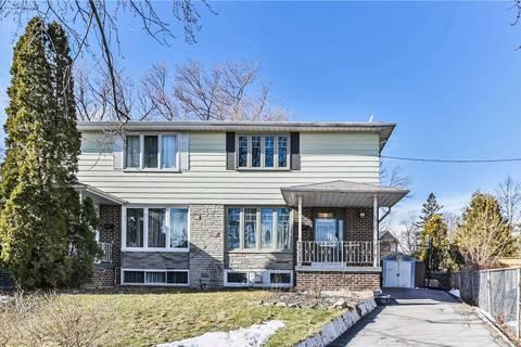 Townhouse for sale at 50 Edilou Dr Toronto Ontario - MLS: W4690518