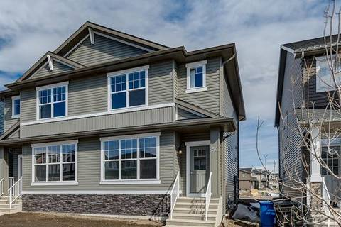 Townhouse for sale at 50 Evanston Hill(s) Northwest Calgary Alberta - MLS: C4292349