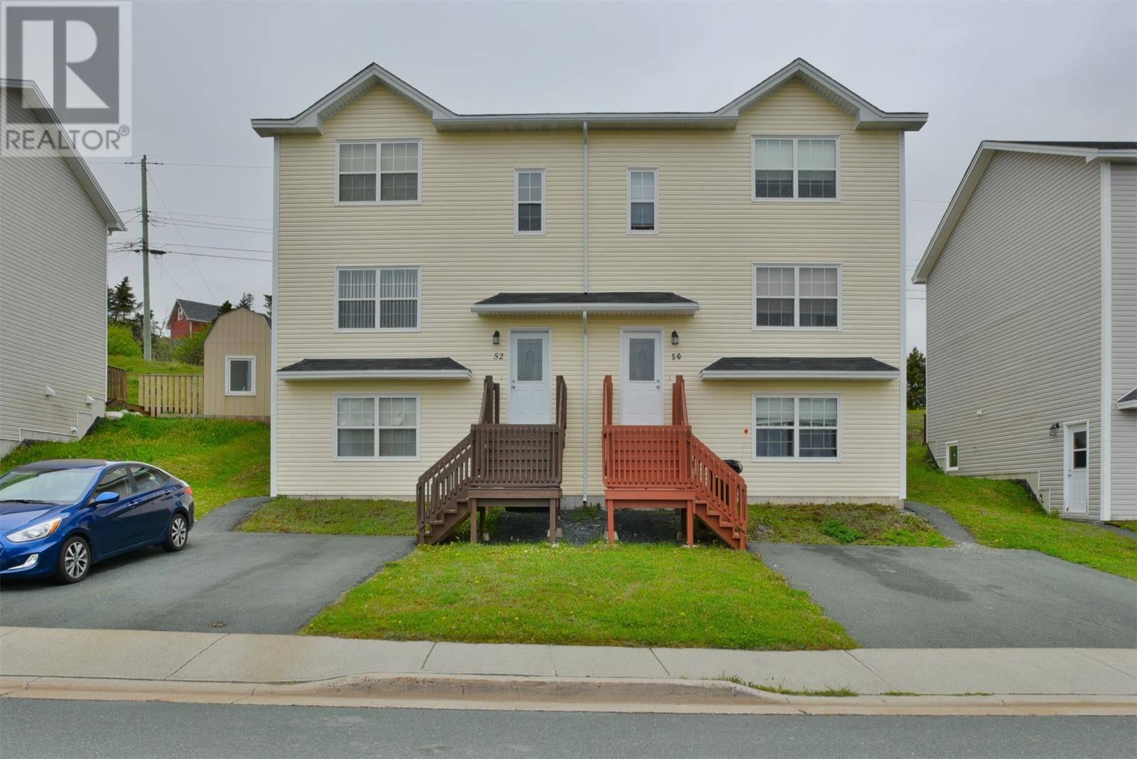 House for sale at 50 Faulkner St St. John's Newfoundland - MLS: 1207239