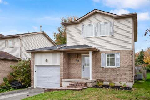 House for sale at 50 Fieldgate Dr Orangeville Ontario - MLS: W4955929