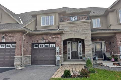 Townhouse for rent at 50 Galileo Dr Hamilton Ontario - MLS: X4633003