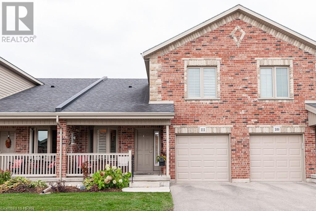 Townhouse for sale at 50 Galt Rd Stratford Ontario - MLS: 40035083