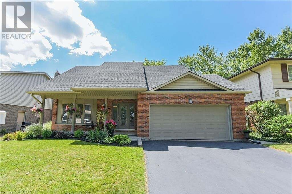 House for sale at 50 Gardenvale Cres London Ontario - MLS: 270371
