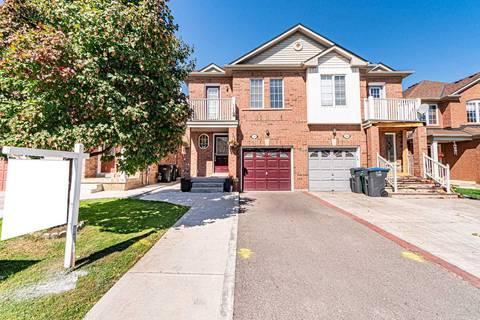 Townhouse for sale at 50 Garibaldi Dr Brampton Ontario - MLS: W4605617
