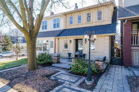 Townhouse for sale at 50 Glenmore Rd Toronto Ontario - MLS: E4733316