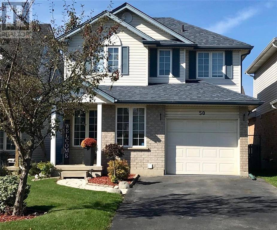 House for sale at 50 Hagan Ave Guelph Ontario - MLS: 30772088