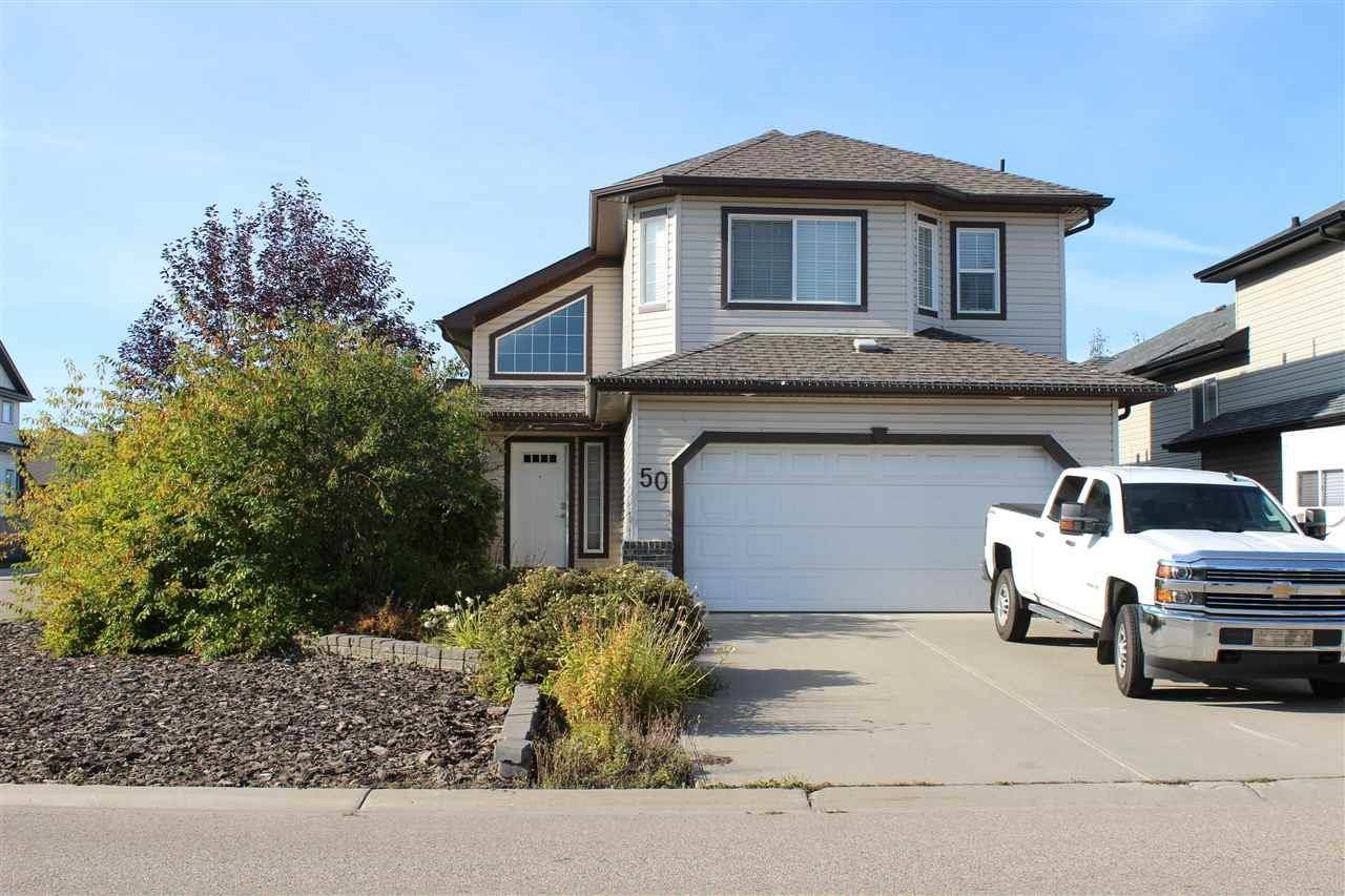 House for sale at 50 Hartwick Gt Spruce Grove Alberta - MLS: E4174514