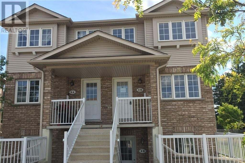 Townhouse for sale at 50 Howe Dr Kitchener Ontario - MLS: 40018841