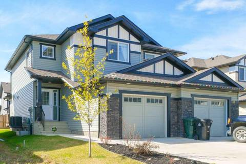 Townhouse for sale at 50 Hudson Cv  Spruce Grove Alberta - MLS: E4157536