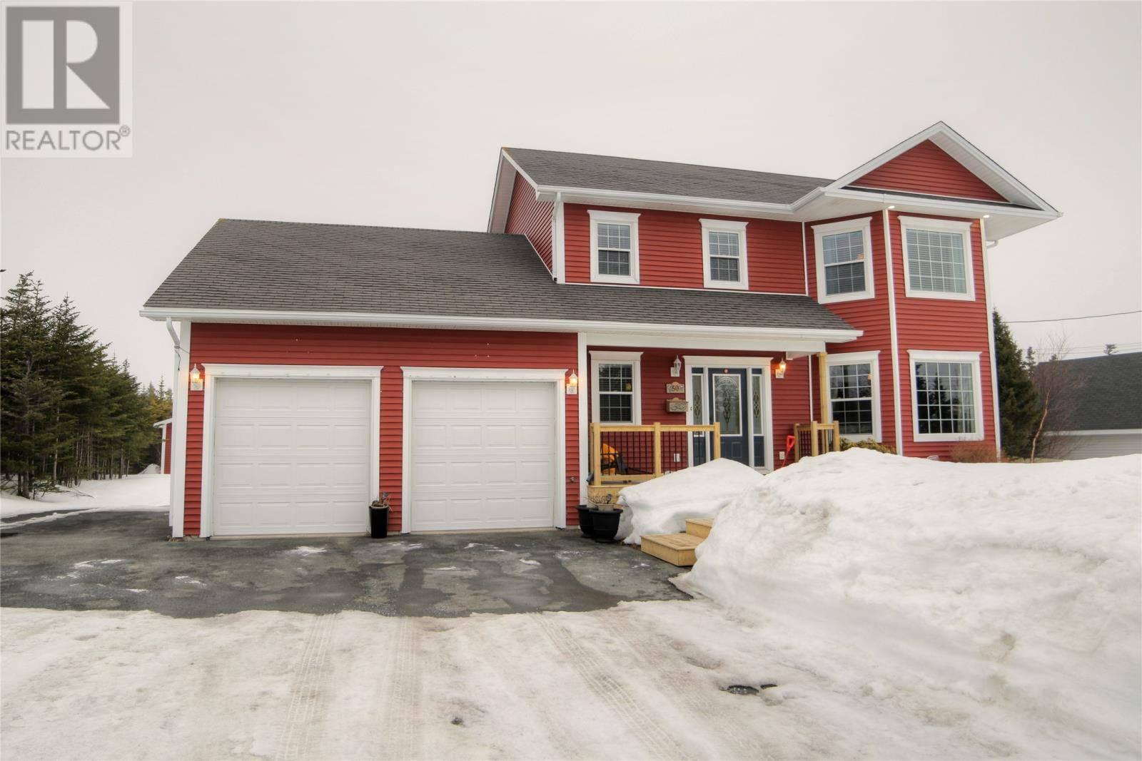 House for sale at 50 Karon Dr Torbay Newfoundland - MLS: 1211894