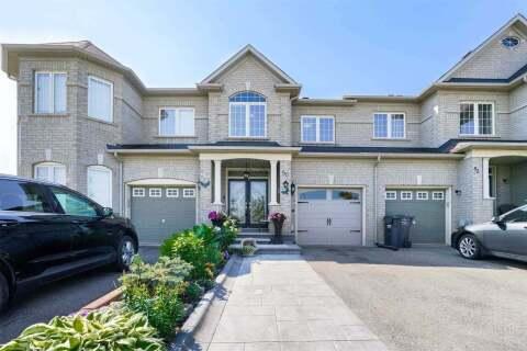 Townhouse for sale at 50 Kilrea Wy Brampton Ontario - MLS: W4820190