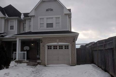 Townhouse for rent at 50 Kirkland Pl Whitby Ontario - MLS: E4733558