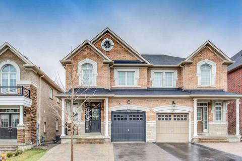 Townhouse for sale at 50 Lauderdale Dr Vaughan Ontario - MLS: N4419989
