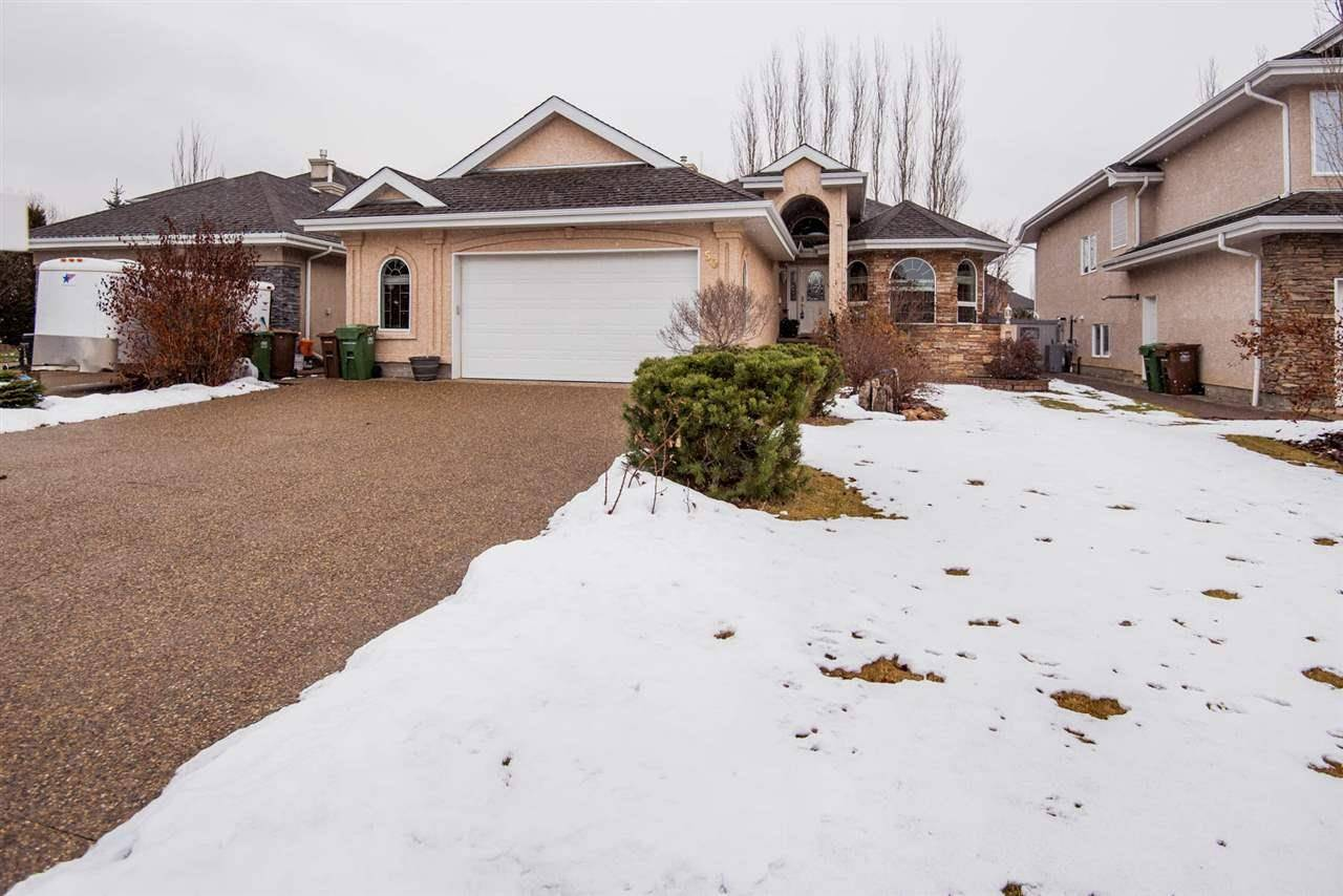 House for sale at 50 Lauralcrest Pl St. Albert Alberta - MLS: E4172406