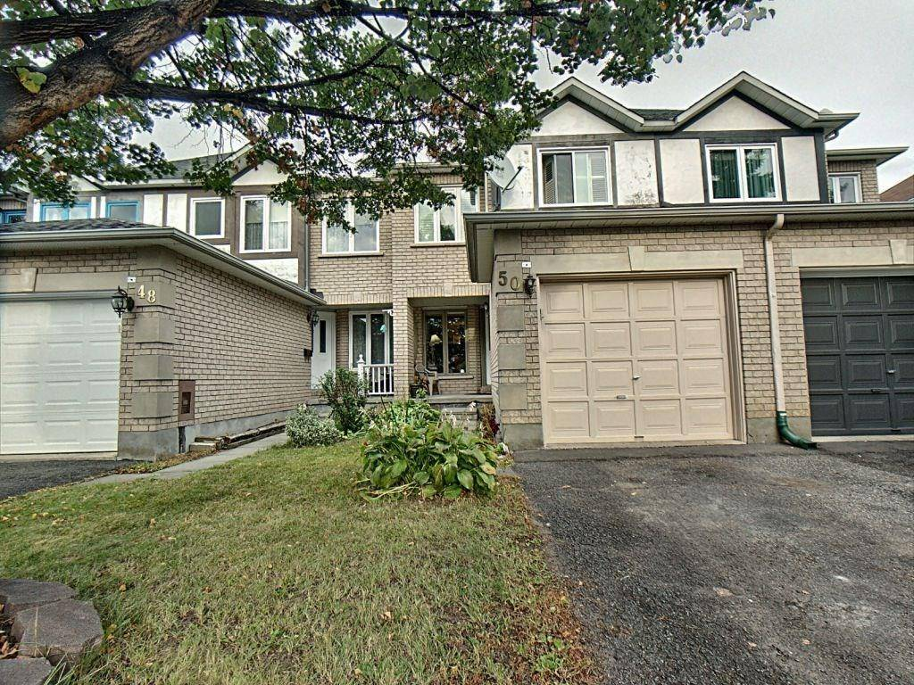 Townhouse for sale at 50 Locheland Cres Nepean Ontario - MLS: 1172304