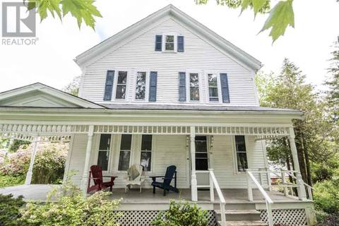 House for sale at 50 Main St Wolfville Nova Scotia - MLS: 201915900