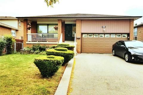 House for rent at 50 Maitland St Brampton Ontario - MLS: W4599752