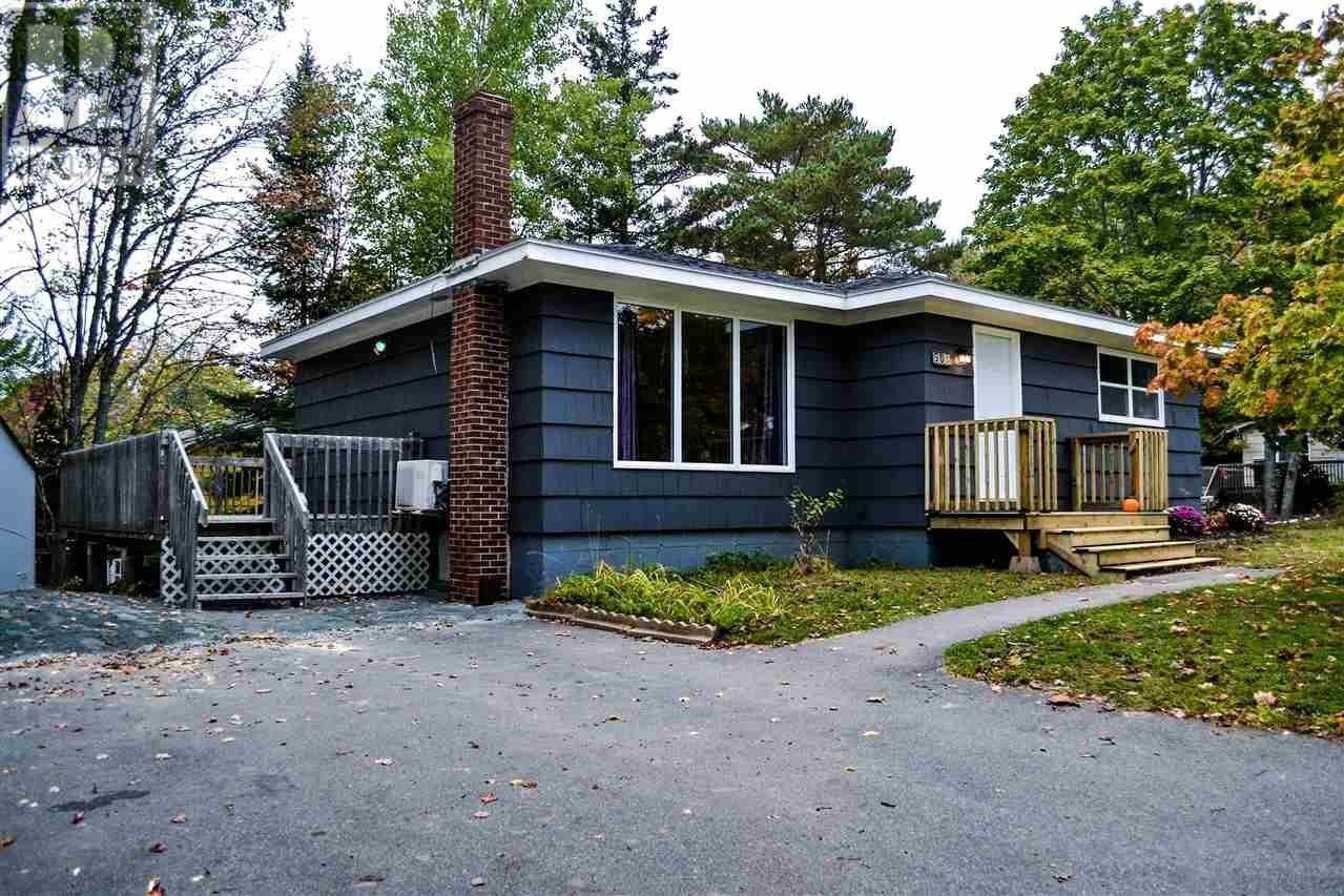 House for sale at 50 Marie Ave Bridgewater Nova Scotia - MLS: 202020542