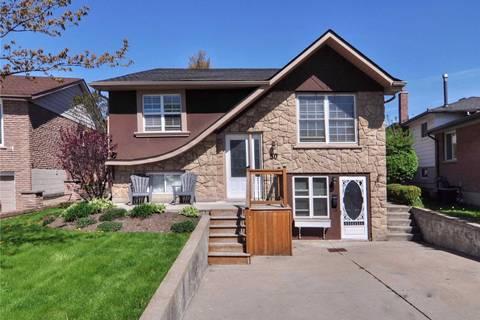 House for sale at 50 Markson Cres Hamilton Ontario - MLS: X4460249